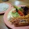 レストラン比来野 - 料理写真:エビフライ・ヒレカツ