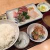 居酒屋 大浜 - 料理写真:大浜のさしみ定食(880円)