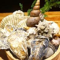【こだわり②】日本の鮮魚・北海道の肉