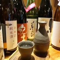 【こだわり①】日本酒・焼酎