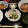 四季の味 丹 - 料理写真:ぶり大根定食