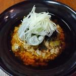 LOHAS - 酵素玄米高菜茶漬け(20時半以降の提供になります)