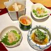 京懐石 美濃吉 - 料理写真:特別謝恩懐石 彩り五種