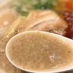 62433640 - ベースのスープは濃厚