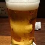 62434013 - ビール。