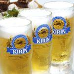 聚鳳 - 苦味とスッキリ感!キリンラガービール生 500-