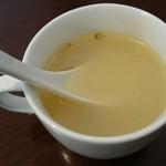 クマリ - 料理写真:スープ。