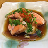田なべ - 料理写真:自家製あんきも700円(゚д゚)ウマー
