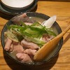 ますらお - 料理写真:塩もつ煮(確か)