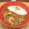 カレースマイル - 料理写真:チキンカレー(700円)