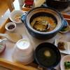 あそらの茶屋 - 料理写真:姿煮あわび釜飯(2,900円)
