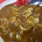 山田屋 - カレーは町中華の味わい。