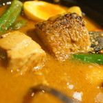 咖喱&カレーパン 天馬 - ニク