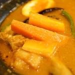 咖喱&カレーパン 天馬 - にんじん