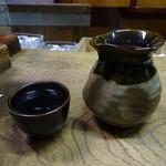 独酌 三四郎 - 燗酒