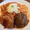 洋食のみかさ - 料理写真:スペシャルナポリタン