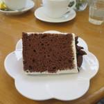 ラ・ファミーユ - チョコレートシフォン