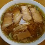 支那ソバ へいきち - 支那ソバ(極細麺:普通盛)770円