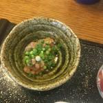 ふじ波 - 納豆