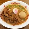 金澤濃厚中華そば 神仙 - 料理写真:濃厚味噌「炎・炙」肉盛りそば
