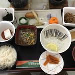 桜島ドライブイン 展望レストラン -