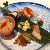 シルクロードガーデン - 料理写真:キャセイフィースト 季節の前菜盛り合わせ