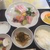 和食 ことしろ - 料理写真:寒ブリ刺身定食