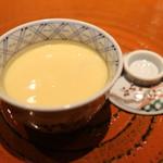 沼田 - 河豚出汁茶碗蒸し