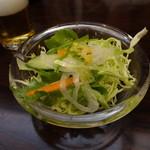 欧風料理 もん - サラダ