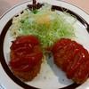 おおさかぐりる - 料理写真:海老クリームコロッケ定食です♪