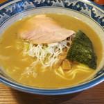 らーめん 木尾田 - らーめん(細麺)