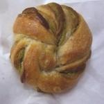 ボン・ボランテ - 抹茶あんのフランスパン