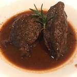カフェ・アグレアヴル - 料理写真:牛ほほ肉のワイン煮(2300円)