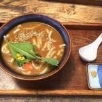 野口製麺所 - カレーうどん \800