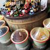 Matsunoshouyu - 料理写真:店内。醤油の他に味噌も