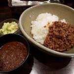 カレバカ世紀 - 【2017/2】ハーフ&ハーフ(チキン、キーマ)