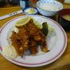 自由軒 - 料理写真:かきフライ定食
