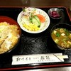稲穂 - 料理写真:上かつ丼 1,200円
