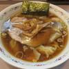 春木屋 - 料理写真:わんたん麺(醤油)
