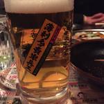 62510595 - 生ビール安い