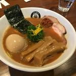 らーめん ごっつ - GOTTSUらーめん(980円)+メンマ(100円)
