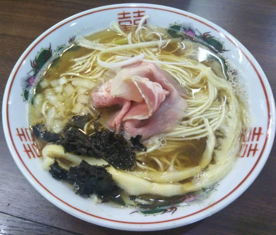 煮干し麺処 まる