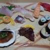 繁鮨 - 料理写真:◆「お刺身」「にぎり」「巻物」「ステーキ」などが盛られ、彩も美しく目でも楽しめます。