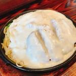 えんとつ - ハンバーグスパゲティ(えんとつ風)