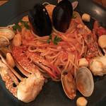 Pagot - 渡り蟹と魚介のペスカトーレ☆★★☆