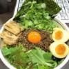 濃厚担々麺はなび - 料理写真: