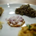 シチリア屋 - レモンのサラダ