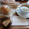 ボー・ションドブレ - 料理写真:バンズとコーヒー