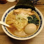ラーメン大冬樹 - 料理写真:煮干し中華そば 味玉
