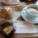 ボー・ションドブレ - バンズとコーヒー
